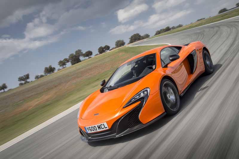 McLaren exhibirá en Ginebra su segunda generación de Super series