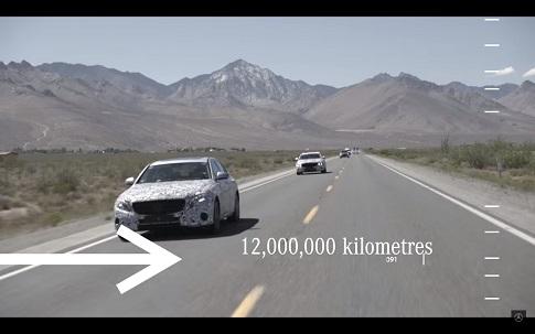 Mercedes Clase E 2016, así ha sido su desarrollo