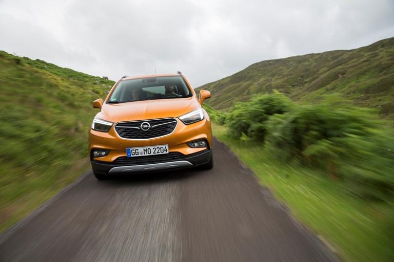 La X siempre marca el camino. Nuevo Opel Mokka X: más robusto, más atrevido, más tecnológico