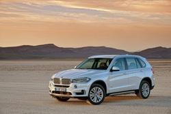 Nueva versión del BMW X5 con tracción trasera