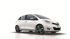 Toyota Yaris Soho 2013