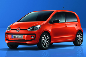 Volkswagen Fender up! 2013