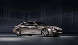 Maserati Quattroporte Ermenegildo Zegna en el Salón de Frankfurt 2013