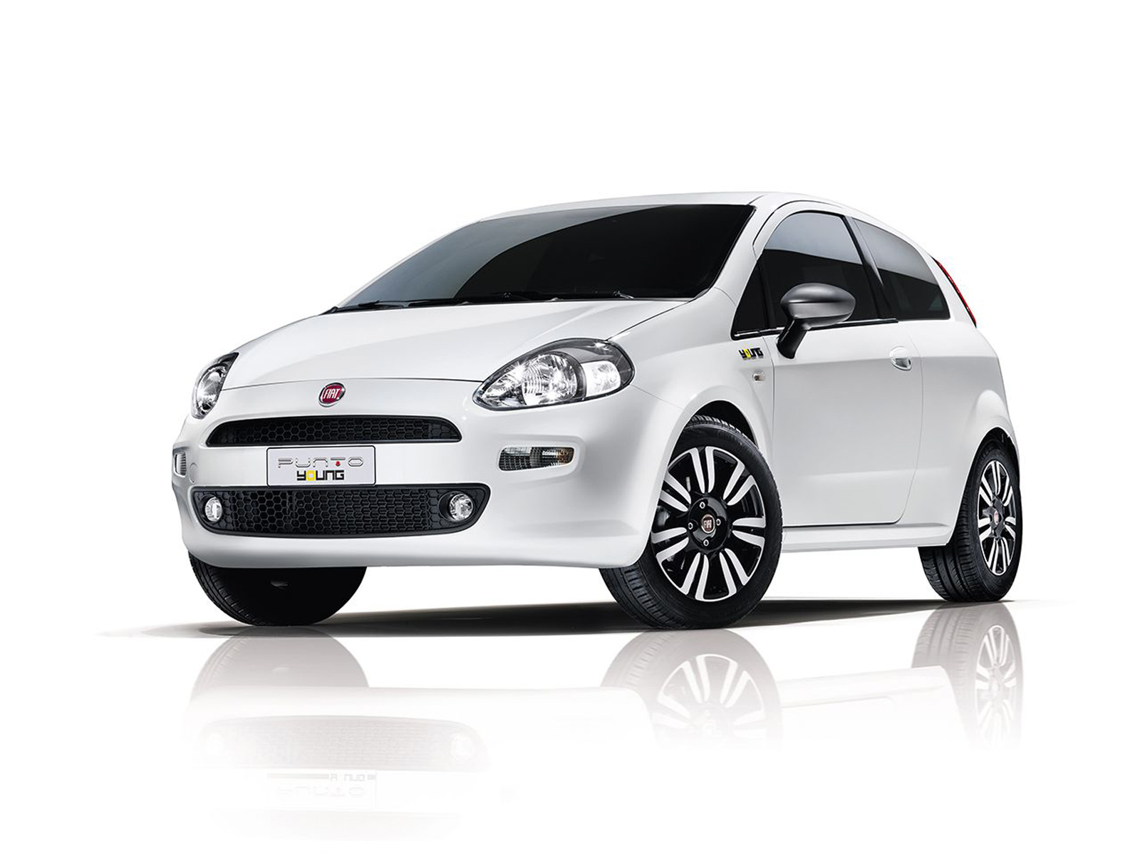 Fiat Punto Young 2014