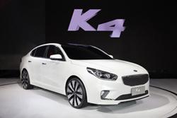 Kia K4 sedán