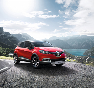 Renault Captur Helly Hansen 2014