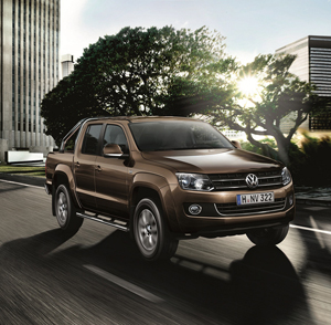 Volkswagen Amarok Highline Edition 2014