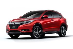 Honda HR-V en el Sal�n de Par�s 2014