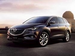 Mazda CX-9, edici�n limitada en Espa�a