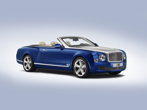 Bentley Grand Convertible 2014