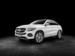 Nuevo Mercedes-Benz GLE Coupé