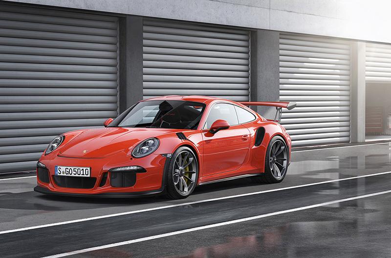 Porsche 911 GT3 RS: nacido para los circuitos