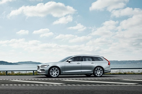 Volvo V90, el zenit del lujo sueco en formato familiar (Salón Ginebra 2016)