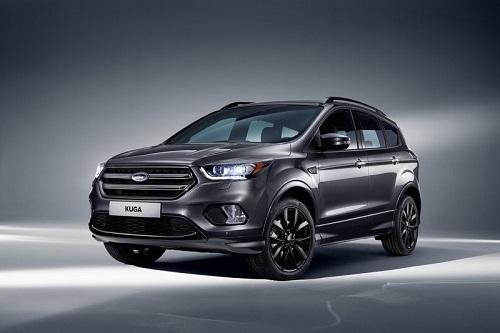 El Ford Kuga renueva su imagen y se hace con la última tecnología