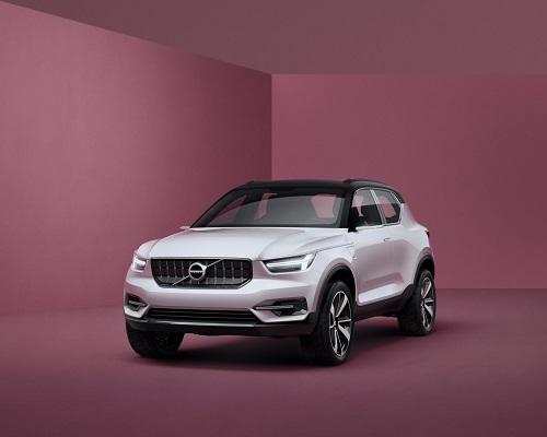 Volvo Concept 40.1 y 40.2, más cerca de los nuevos V40 y XC40