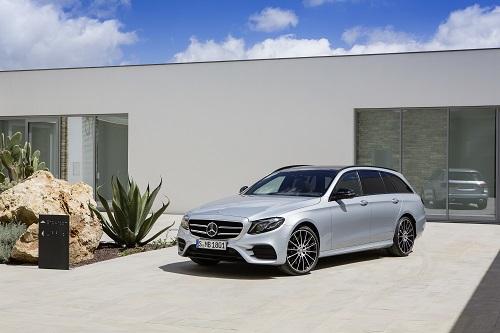 Mercedes Clase E Estate 2017, la nueva generación llega al formato familiar
