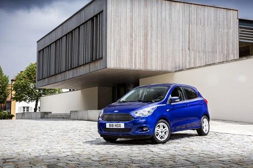 Ford KA+, ofreciendo mucho por muy poco