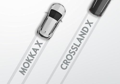 Opel Crossland X, el nuevo crossover made in Spain que llegará en 2017