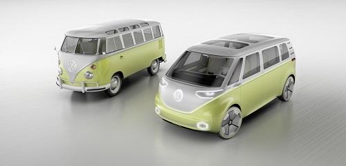 Volkswagen I.D.Buzz, la reinterpretación más ecológica de la mítica T1