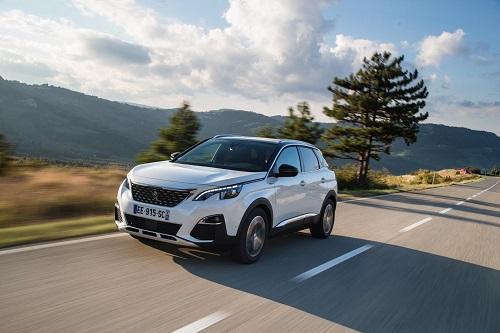Peugeot 3008, elegido Coche del Año en Europa 2017