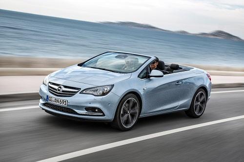 Opel Cabrio Sport Edition, superequipado y listo para el verano
