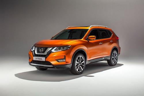 Nissan X-Trail 2017; mayor carácter, mayor tecnología