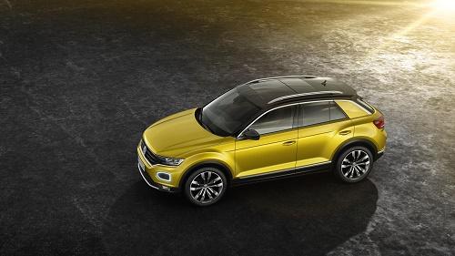 Volkswagen T-Roc, así es el nuevo SUV compacto de VW