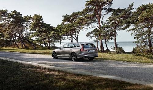 Volvo V60 2018: larga vida a los familiares