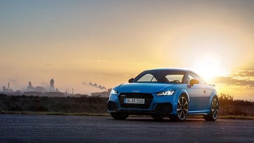 Audi TT RS 2019: más picante, por favor