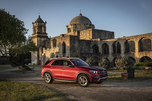 Mercedes-Benz GLE 450 4Matic: llegan a España las primeras unidades del gran SUV con sistema EQ-Boost y etiqueta ECO