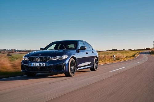 BMW M340D XDRIVE: diésel, 340 CV y etiqueta ECO