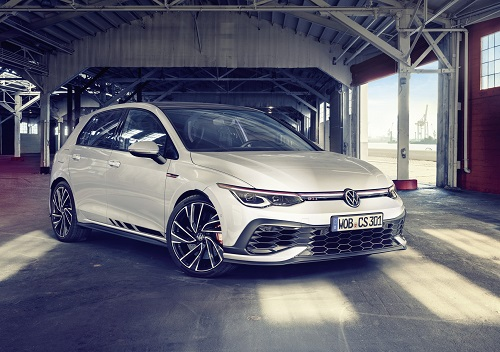 Volkswagen Golf VIII GTI Clubsport: el zénit GTI