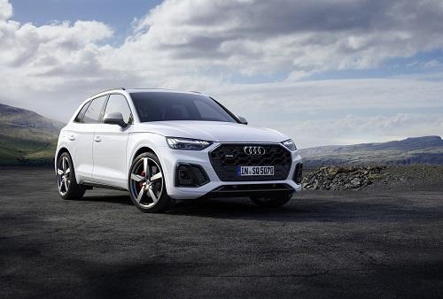 Audi SQ5 TDI 2021: fiel al diésel