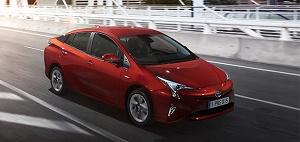 Toyota Prius 2016, más tecnológico y eficiente