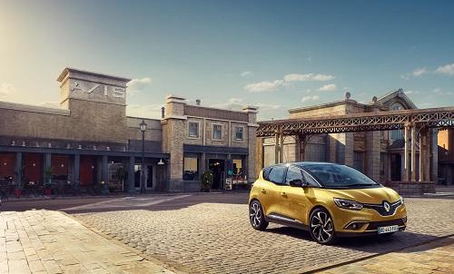 Así es la cuarta generación del Renault Scénic, que debutará en Ginebra (Salón Ginebra 2016)