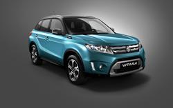 El Suzuki Vitara dejará de ser un auténtico todoterreno