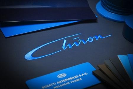 Bugatti Chiron, el nuevo superdeportivo que conoceremos en Ginebra
