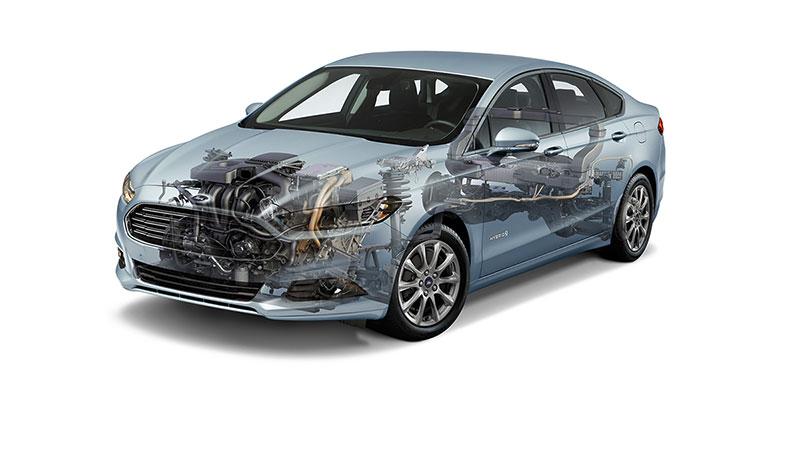 Ford Mondeo 2015 en profundidad