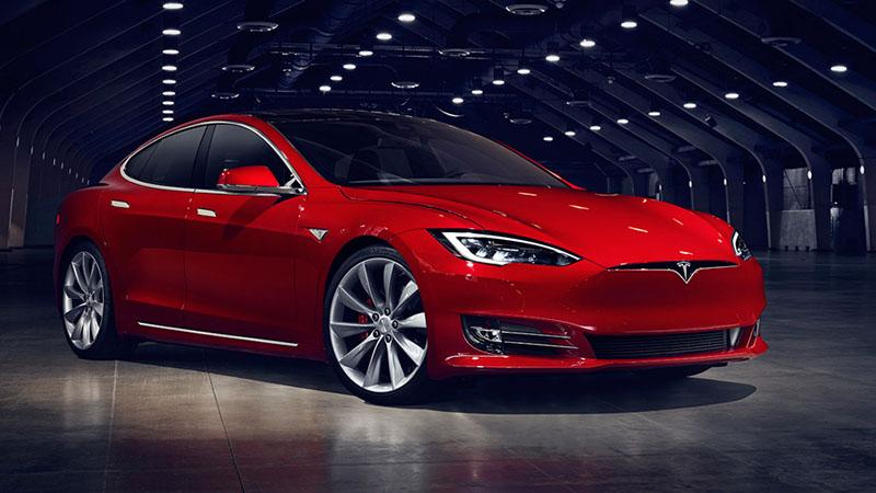 El Tesla Model S recibe un ligerísimo restyling