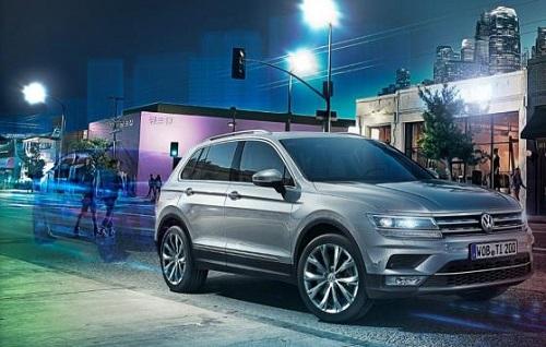Volkswagen Tiguan Tech&Go: todo un escaparte tecnológico en forma de edición especial