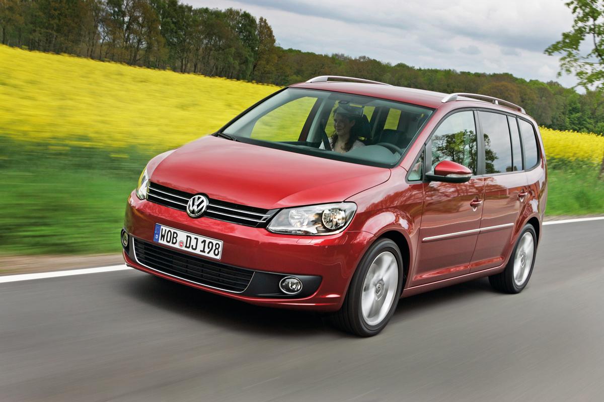 Volkswagen Touran TSI 1.2 2013