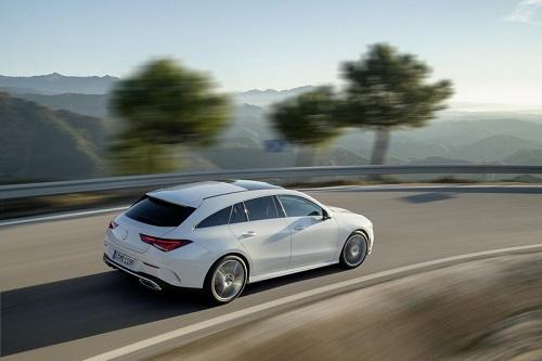 La segunda generación del Mercedes-Benz CLA Shooting Brake ya está a la venta desde 32.550€