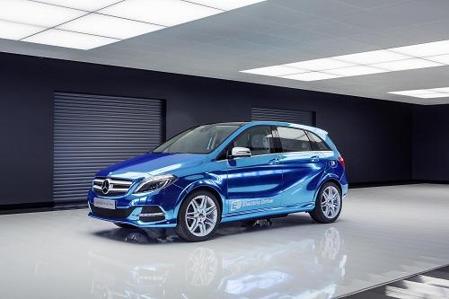 Mercedes-Benz contará finalmente con una submarca ecológica al estilo de BMW i