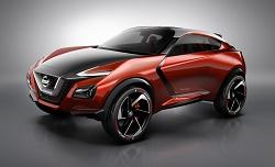 Nissan Gripz Concept, ejemplo de dualidad crossover