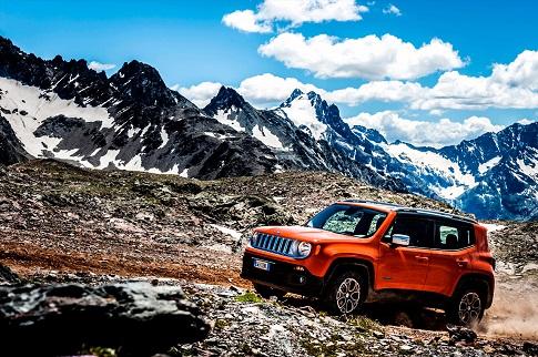 El Jeep Renegade se alza con el título de 4x4 del año 2016