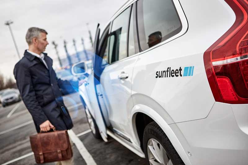 Volvo creará una nueva unidad de negocio de movilidad compartida