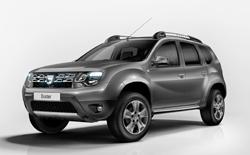 Dacia Duster, todo un éxito