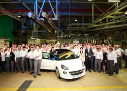 Tres millones de Opel han salido de Eisenach
