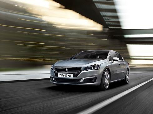 Peugeot 508 Access 1.6 BlueHDI, accediendo al 508 por 20.000€