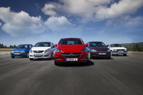 Opel Corsa, la quinta generaci�n del modelo sobrepasa los 750.000 pedidos